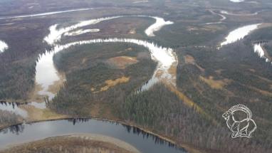 Alaszka-tájkép