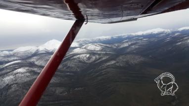 Alaszka - berepülés