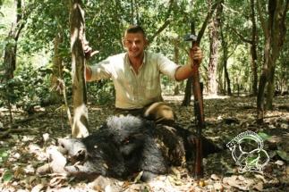 Ausztrália - vaddisznó vadászat