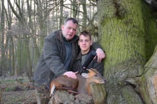 Anglia vadászat