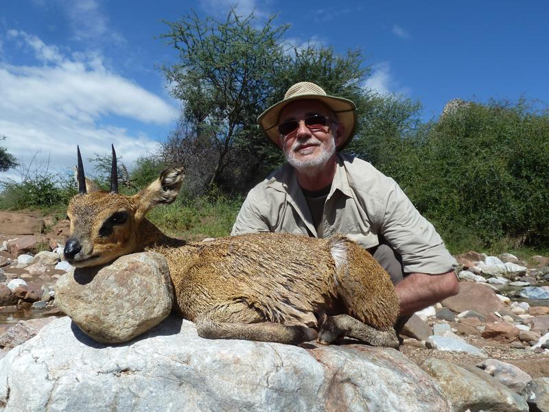 Namíbia vadászat