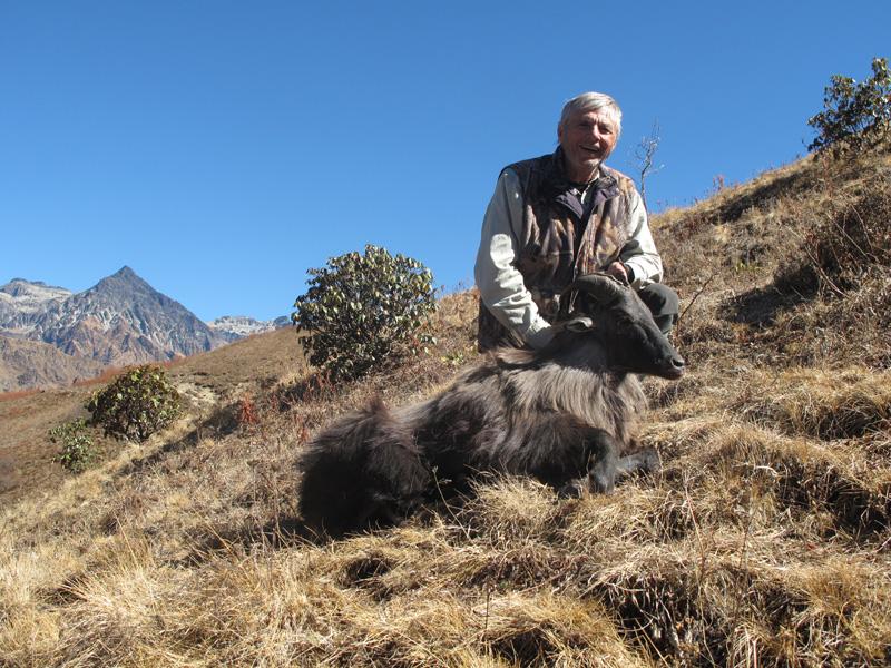 Nepál vadászat
