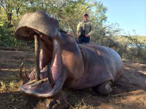 Zimbabwe vadászat