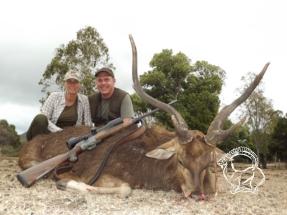 Mauríciusz vadászat