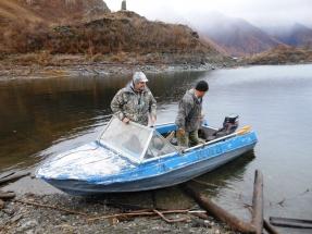 Hakaszföld, Oroszország, Altaj kőszáli kecske vadászat