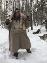 Oroszország, Irkutszk, Hiúz