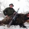 Törökország vaddisznó vadászat