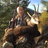 Törökország, Anatóliai zerge, vadászat