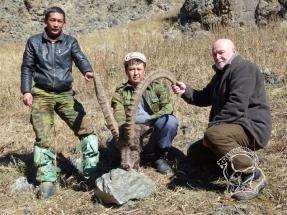 Kazahsztán kőszáli kecske
