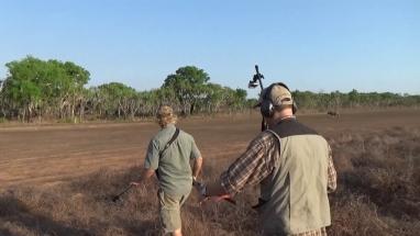 Vízibivaly vadászat, Ausztrália vadászat